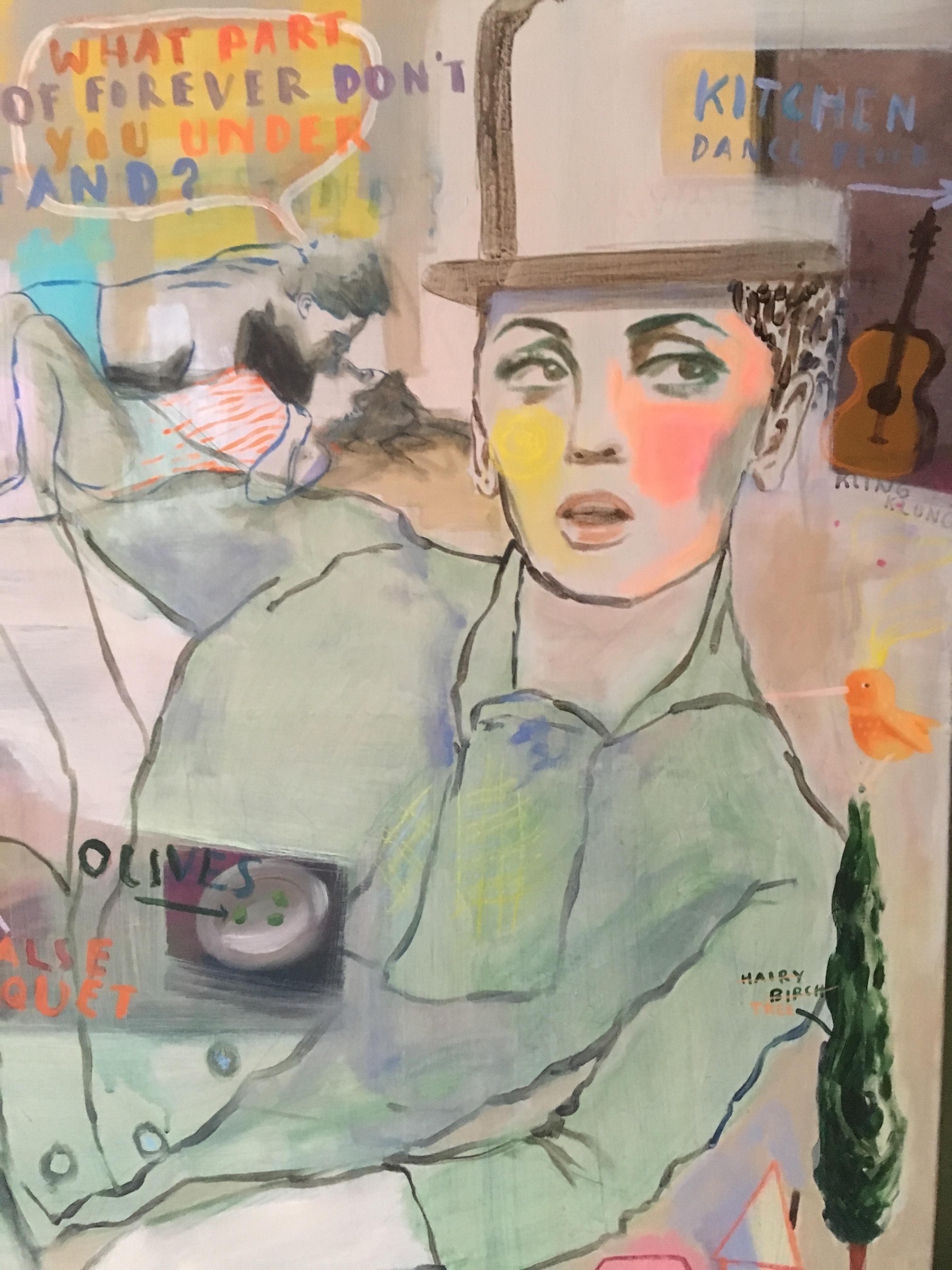 acryl on canvas 80cm x 60cm