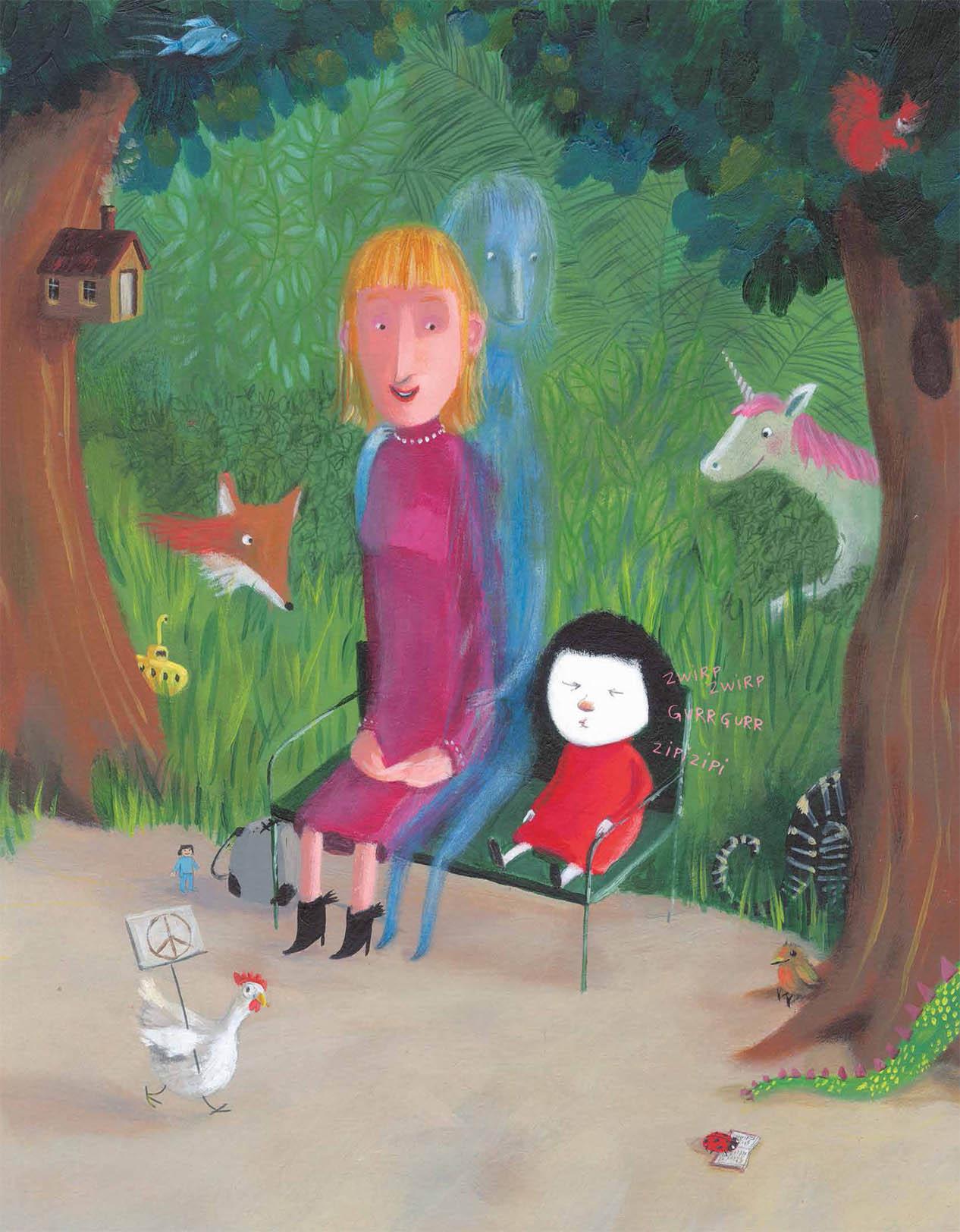 childrens book Ueberreuter Verlag 2018