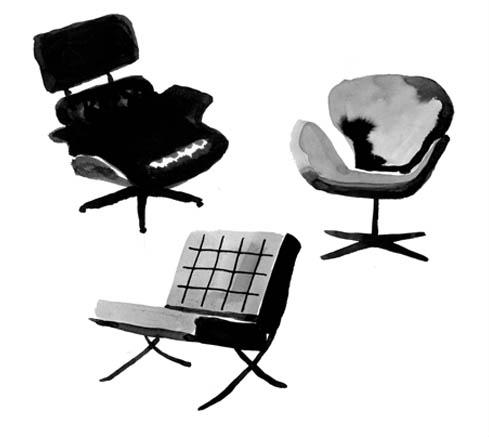 design classics for Gruner&Jahr