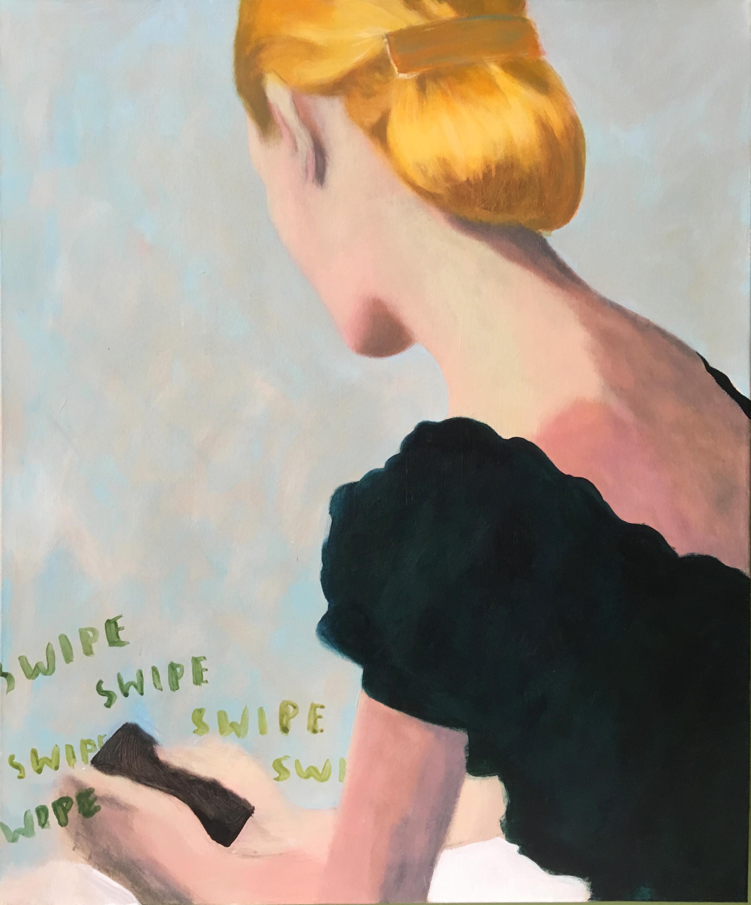 acryl on canvas 60cm x 60cm