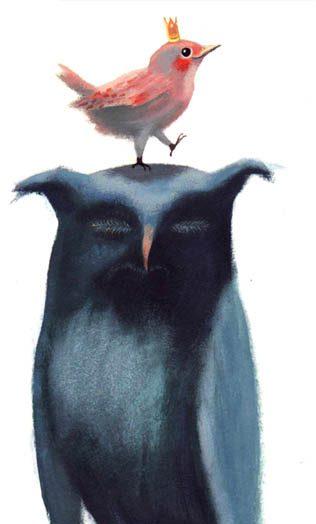 illustration for fairytale Verlag Herder